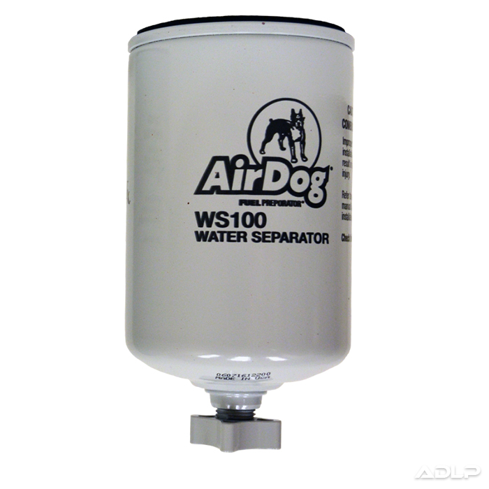 airdog replacement filter ws water separator steel petcock nw powerstroke